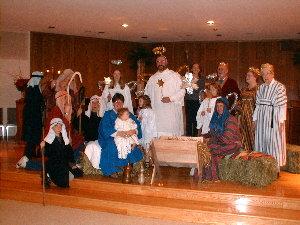 Nativity Drama